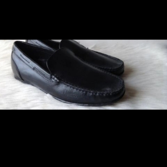 Bostonian leather loafers